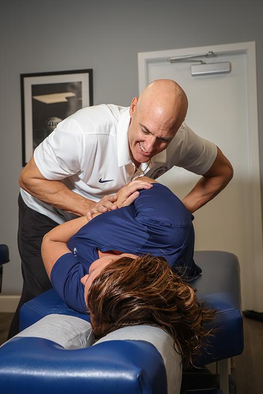 Pain Relief Centre-St Augustine-Palatka-Chiropractor-Lumbar Adjustment